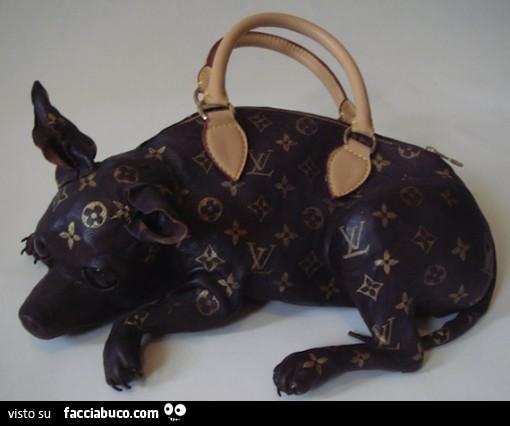Borsa cane louis vuitton - Borsa porta cane ...